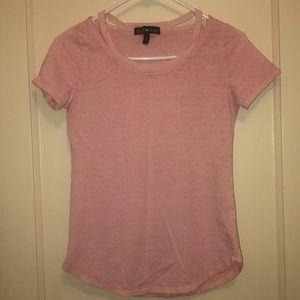 Peach Kids Tee shirt-Small